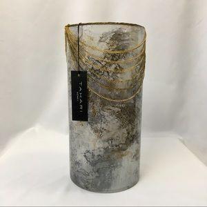 """NWT. TAHARI HOME 10"""" Vase."""